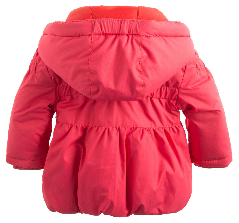 noppies kinder winterjacke biba pink gr e 98 116 ebay. Black Bedroom Furniture Sets. Home Design Ideas